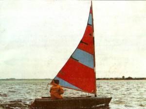 Faltjolle Delphin 150