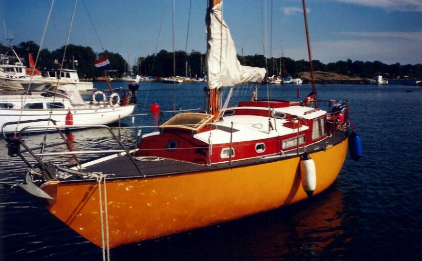 DDR 648 segelt wieder