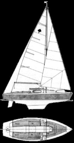 yachtriss Typ Raja